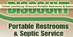 Discount Portable Toilets